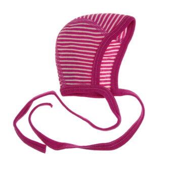 Cosilana Strikmutsje wol zijde roze