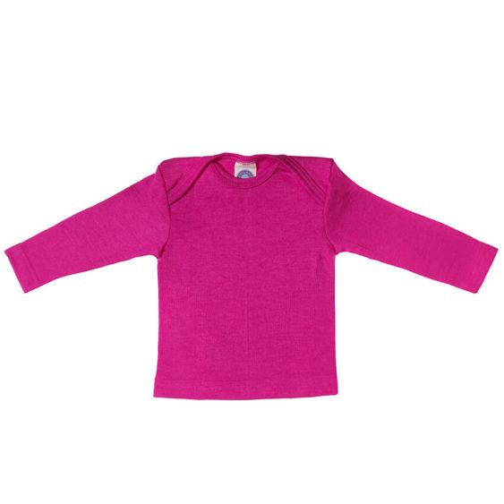 Cosilana Broekje wol/zijde rood
