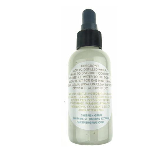 Sheepish Grins Lanoline Spray Baby Powder (FO)