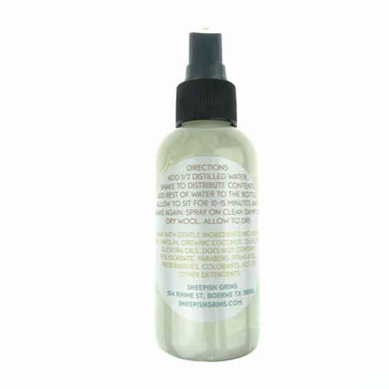 Sheepish Grins Lanoline Spray Rosemary Mint (EO)