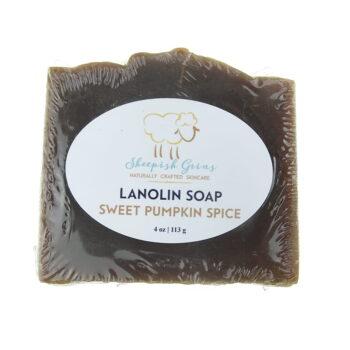 Zeepblok Sweet Pumpkin Spice (FO)