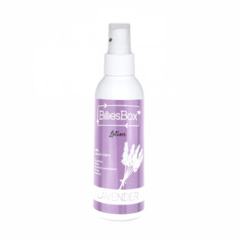 BilliesBox Lotion spray billendoekjes lavendel