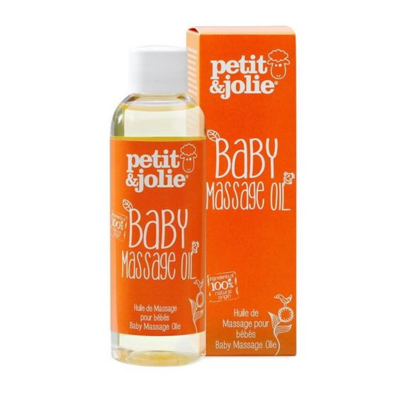 Petit&Jolie Baby massage olie