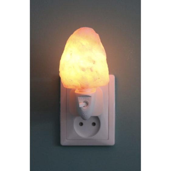 Selnature Himalayazout nachtlampje cilinder