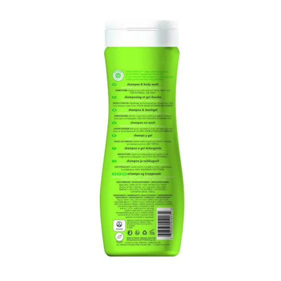 ATTITUDE Little Leaves 2in1 Shampoo & Bodywash – watermeloen & kokos