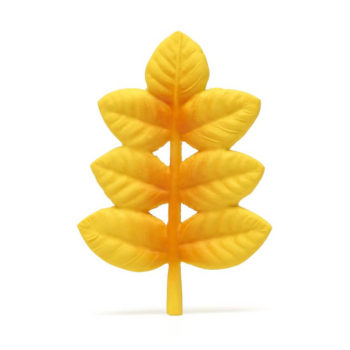 Lanco Toys Bijtspeelgoed natuurrubber herfstblad